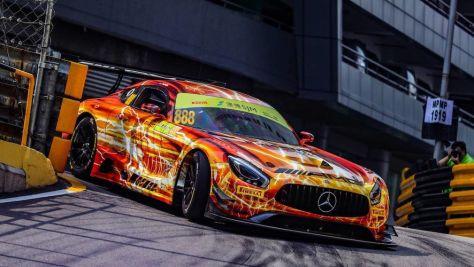 Macau Grand Prix: GT-Kategorie