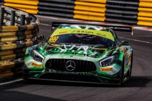 Mercedes gewinnt vor Porsche