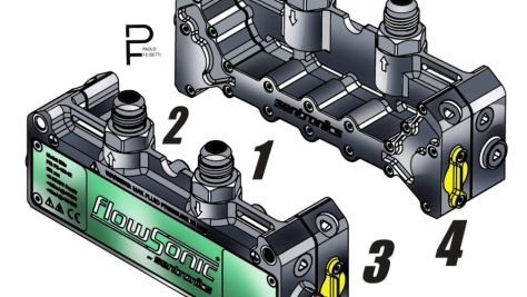 Formel 1: Technik - Ferrari-Motor