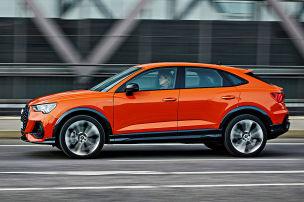 Audi Q3 Sportback: Test, Motor, Preis