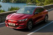 Ford Mustang Mach-E GT Performance (2020): Mitfahrt