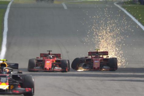 """""""Offener Krieg bei Ferrari"""""""