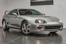 Toyota Supra MK4 (1998): Kaufen, 2JZ, Twin Turbo