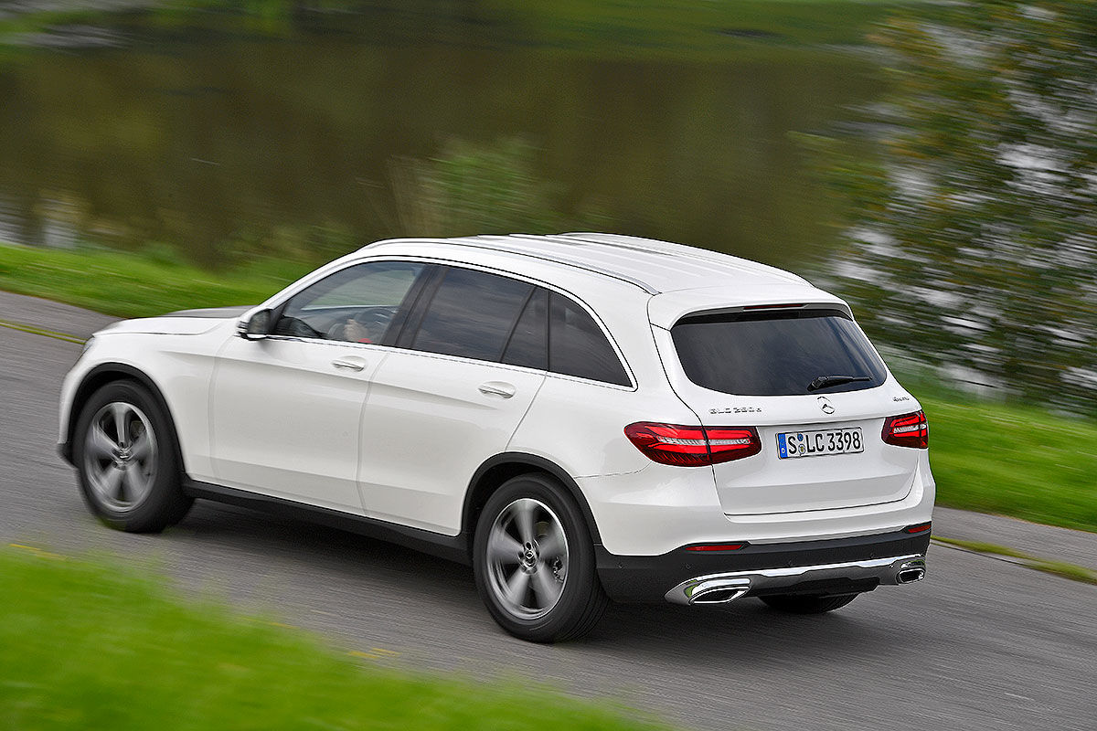 Gebrauchte SUV: TÜV-Report 2020