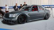 """Mercedes 190 """"Evo II"""": Tuning"""