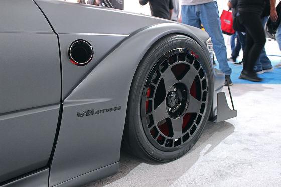 """Mercedes 190 """"Evo II"""" mit über 1000 PS"""