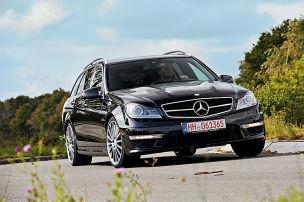 Mercedes C 63 AMG zum Golf-Preis
