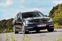 Mercedes C 63 AMG T-Modell: Gebrauchtwagen-Test