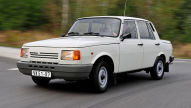 Wartburg 1.3 S mit VW-Viertakt-Motor