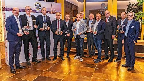 Bester Firmenwagen 2019
