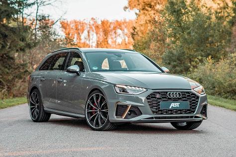 Audi S4 Tuning: Abt Sportsline Leistungssteigerung
