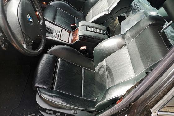 BMW 750i mit V12 für unter 10.000 Euro