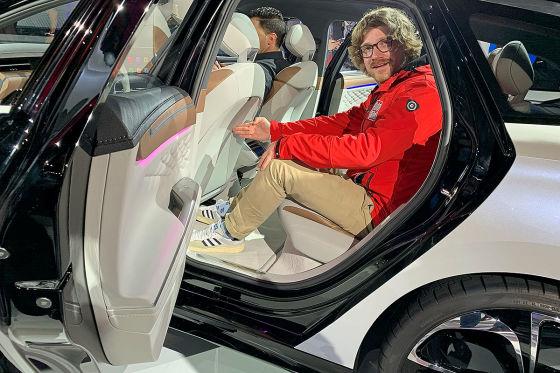 Pro und Contra zum VW ID. Space Vizzion