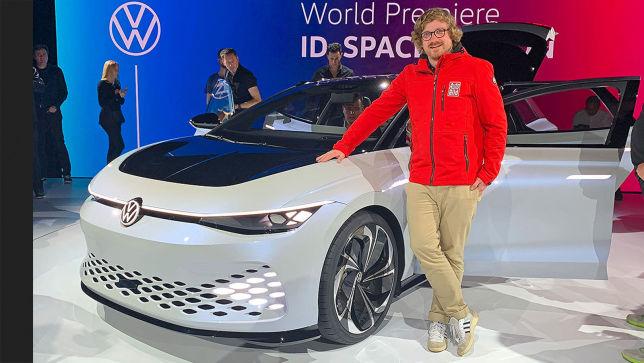Die neue VW-Studie