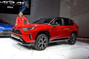 Toyota RAV4 Plug-in-Hybrid: Test