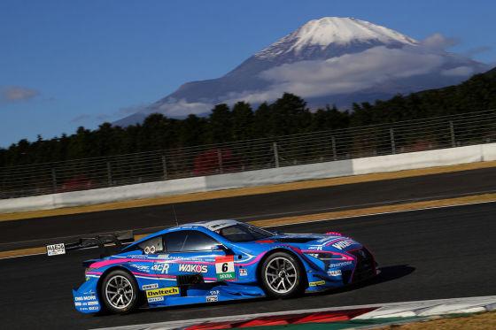 So läuft das Dream Race in Fuji
