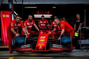 Ferrari und FIA sprechen von Routine-Kontrolle