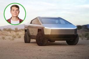 Meinung zum Tesla Cybertruck