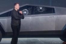 Tesla Cybertruck: Panne bei Präsentation