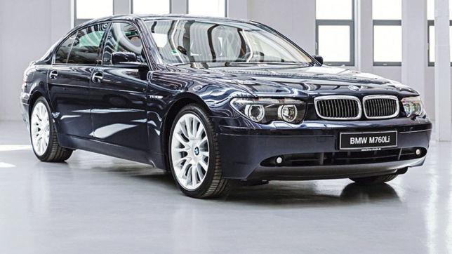 BMW 760Li: Design, Leistung, V12