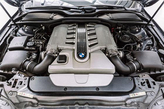 Klassiker des Tages: BMW 760 Li