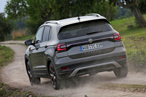 VW T-Cross (2019): Neuer Topmotor