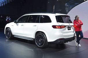 Mercedes-AMG GLS 63 4Matic+ (2019)