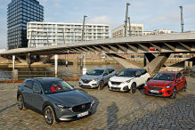 Kia XCeed, Mazda CX-30, Peugeot 3008, Renault Kadjar: Test