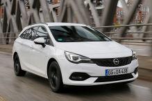 Opel Astra Sports Tourer (2019): Test, Motor, Preis