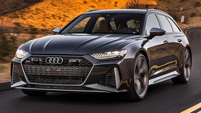 So fährt der neue RS 6 Avant