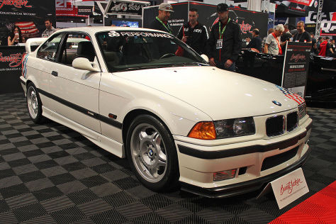 BMW M3 E36 Lightweight (1995): LTW