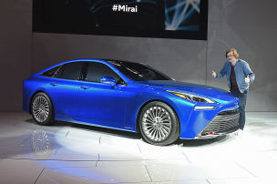 Toyota Mirai (2020): Meinung