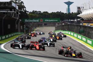 Darum bleibt die F1 bei Verbrennern