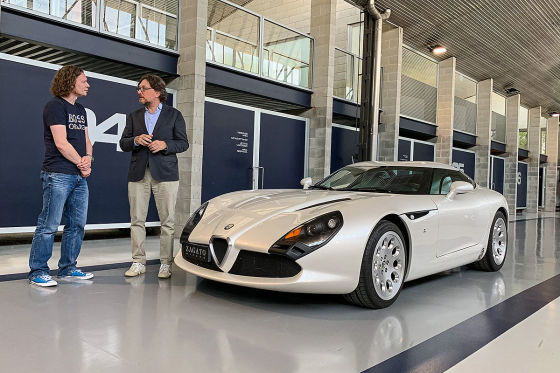 100 Jahre Zagato Autodesign