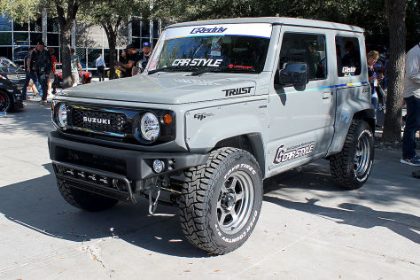 Suzuki Jimny Tuning: Car Style Japan Upgrade