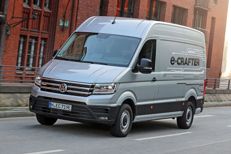 VW e-Crafter (2019): Preissenkung