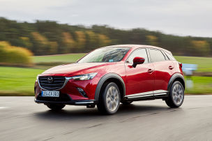 Mazda CX-3: Gebraucht kaufen