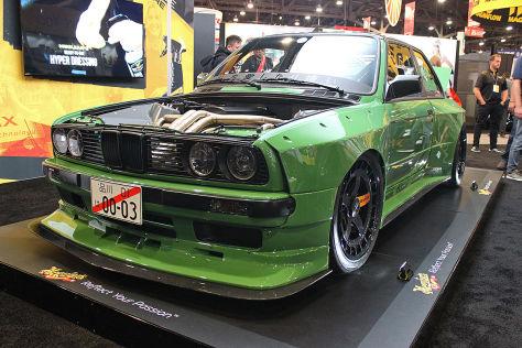 BMW M3 E30: V8, Tuning, LTO