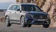 Mercedes-AMG GLB 35 (2020): Test