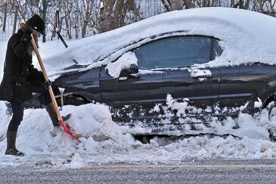 Diese 10 Fehler machen Autofahrer im Winter