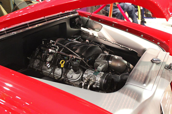 Rote Sau vom Tuner mit über 600 PS