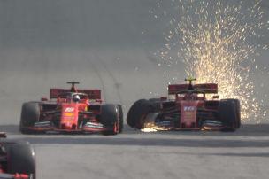 Luft bei Ferrari wieder �rein�