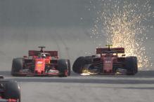 """Luft bei Ferrari wieder """"rein"""""""