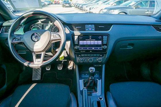 Skoda Octavia RS für unter 16.000 Euro