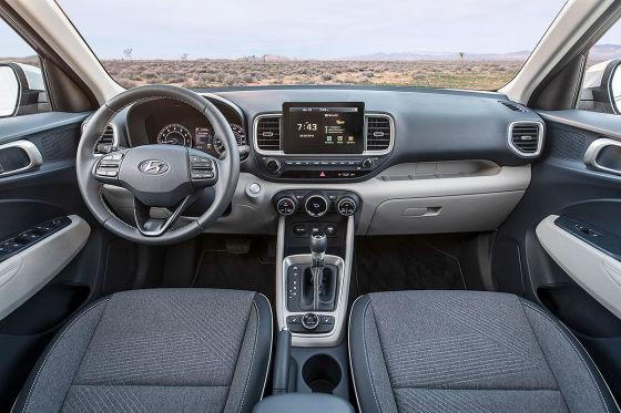 So fährt Hyundais Billig-SUV