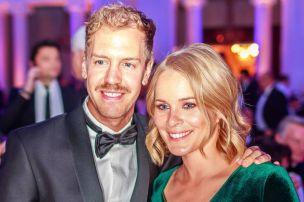 Vettel zum dritten Mal Vater