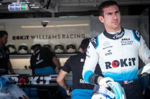 Latifi fährt 2020 für Williams