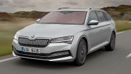 Skoda Superb iV Combi: Leasing