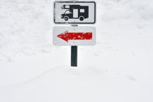 Ratgeber: Wohnmobil winterfest machen