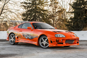 Toyota Supra Mk 4: Paul Walker, Fast 'n Furious